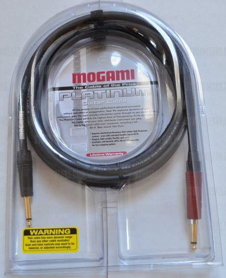 Mogami Platinum Guitar Cable 12 ft., PLATINUM GUITAR-12