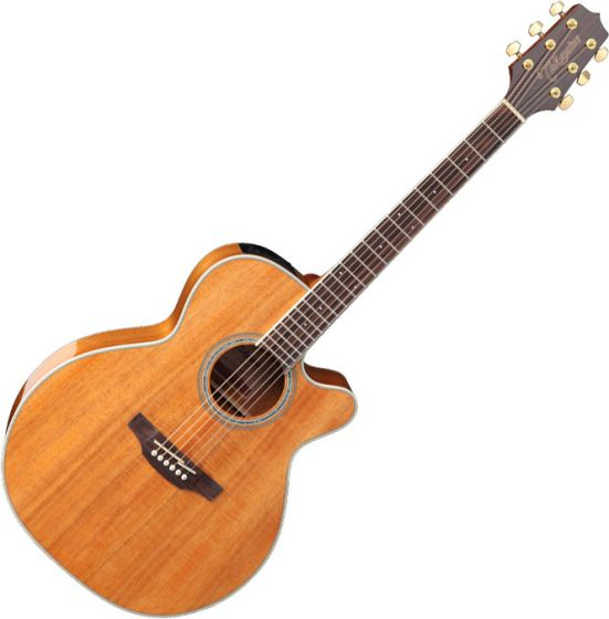 Takamine GN77KCE NAT NEXC Acoustic Electric Guitar Natural B Stock, TAKGN77KCENAT