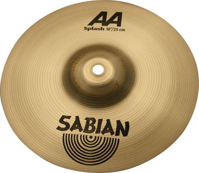 """Sabian 10"""" AA Splash[, 21005]"""
