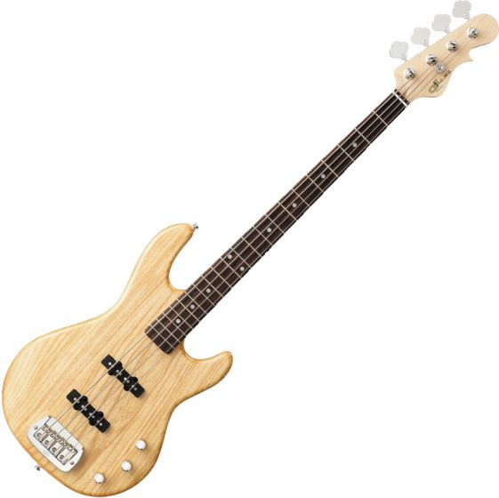 G&L Tribute JB-2 Electric Bass Natural Gloss, TI-JB2-120R40R00