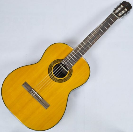 Takamine GC3-NAT G-Series Classical Guitar in Natural Finish, TAKGC3NAT