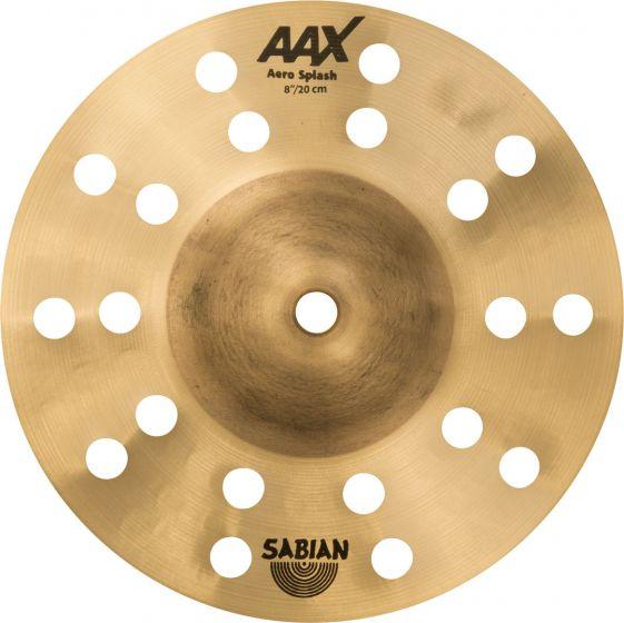 """Sabian 8"""" AAX Aero Splash, 208XAC"""