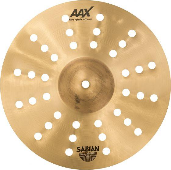 """Sabian 12"""" AAX Aero Splash, 212XAC"""
