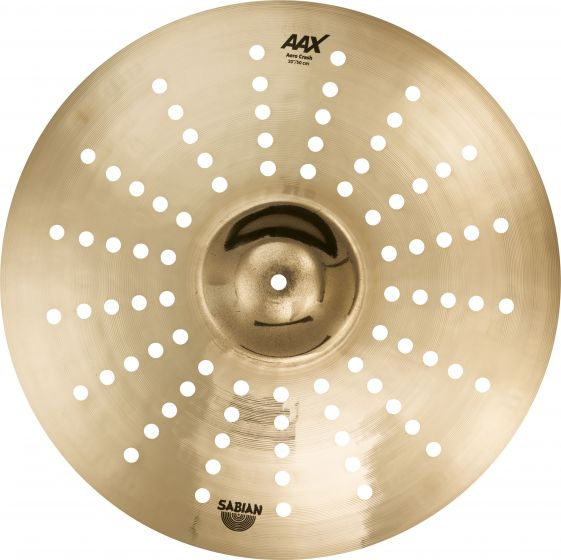 "Sabian 20"" AAX Aero Crash Brilliant, 220XACB"