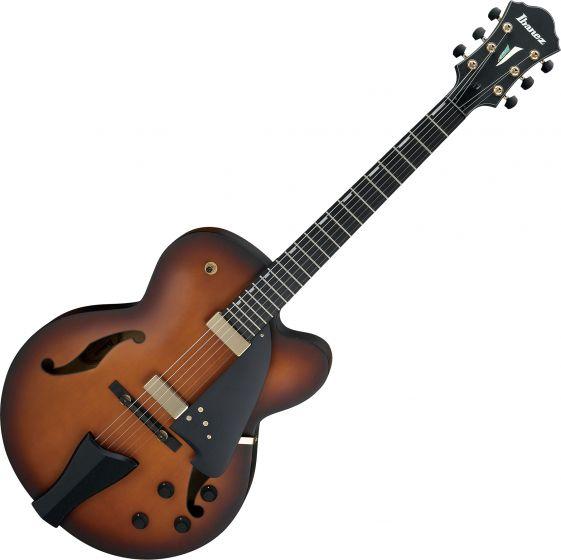 Ibanez AFC Contemporary Archtop AFC95VLM Electric Guitar Violin Matte[, AFC95VLM]