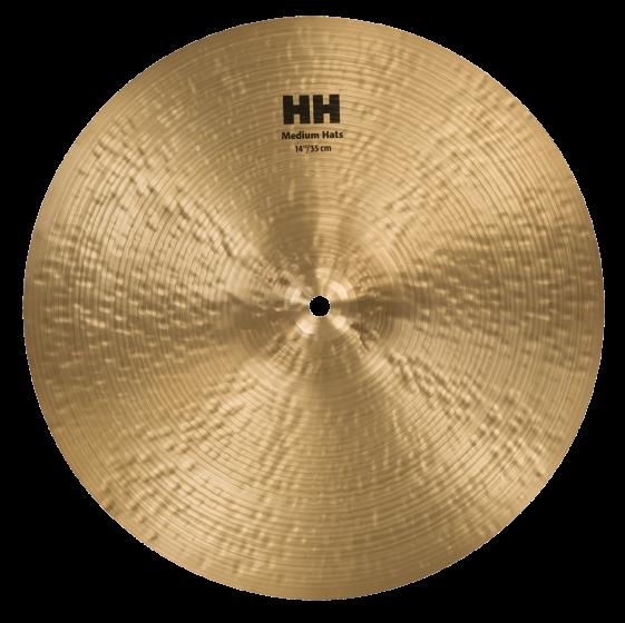 """Sabian 14"""" HH Medium Hi-Hats, 11402"""