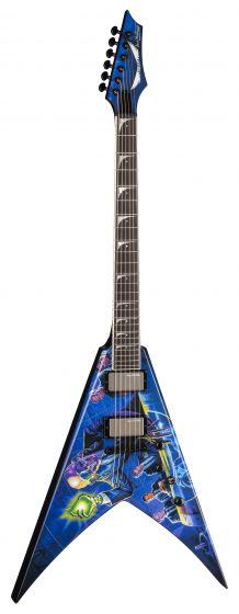 Dean V Dave Mustaine Rust In Peace w/Case Electric Guitar VMNT RIP, VMNT RIP
