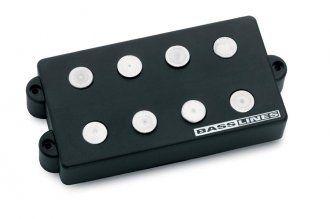Seymour Duncan SMB-4D 4-String Ceramic Magnet Pickup For Music Man, 11402-20
