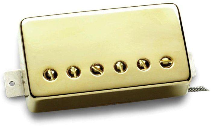 Seymour Duncan Humbucker SH-1N Pickup Gold Cover, 11101-01-Gc1C