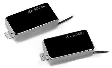 Seymour Duncan LW-Must Humbucker Live Wire Dave Mustaine Pickup Set(Nickel/Black), 11106-20-BNc