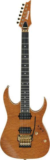Ibanez RG Prestige RG652BG NTF Natural Flat Electric Guitar w/Case[, RG652BGNTF]