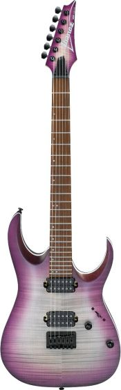 Ibanez RGA Standard Transparent Purple Burst Flat RGA42FM TLF Electric Guitar, RGA42FMTLF