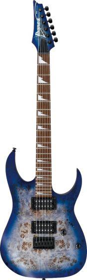 Ibanez RG Standard Blue Lagoon Burst Flat RGRT621DPB BLF Electric Guitar, RGRT621DPBBLF