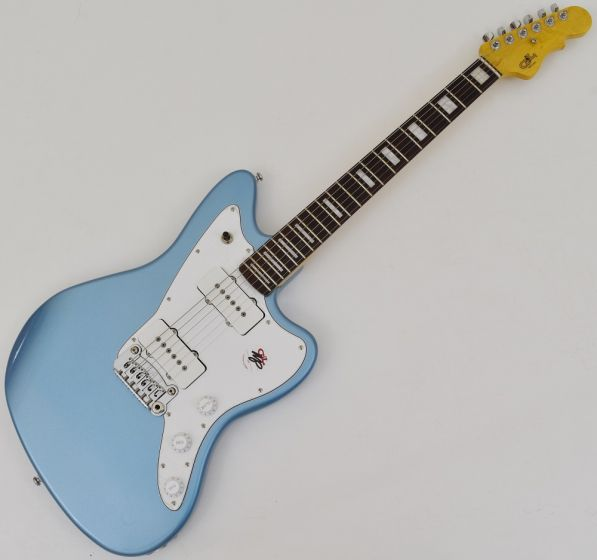 G&L Tribute Doheny Guitar in Lake Placid Blue, Tribute Doheny Lake Placid Blue