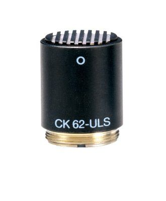 AKG CK62 ULS Reference Omnidirectional Condenser Microphone Capsule, CK62 ULS