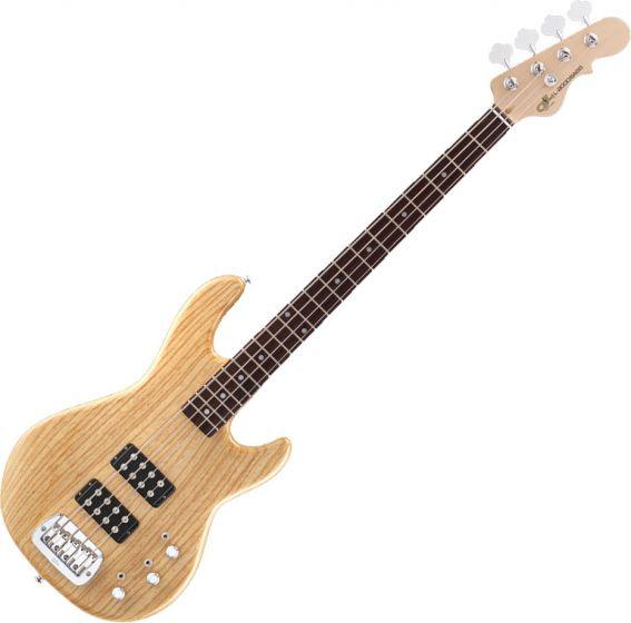 G&L Tribute L-2000 Electric Bass Natural Gloss, TI-L20-120R40M00