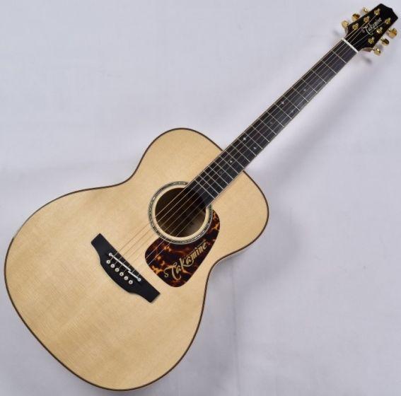 Takamine TLD-M2 Solid Spruce Top Figured Myrtle Back Limited Edition Guitar, TLDM2