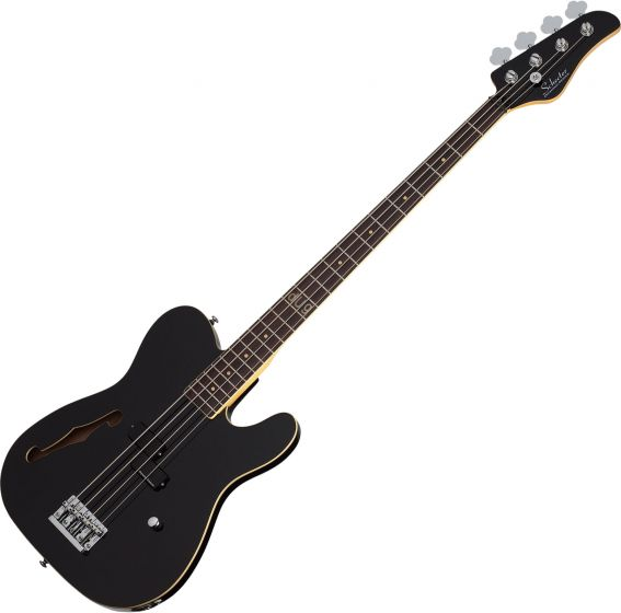Schecter dUg Pinnick Baron-H Electric Bass Gloss Black, 262