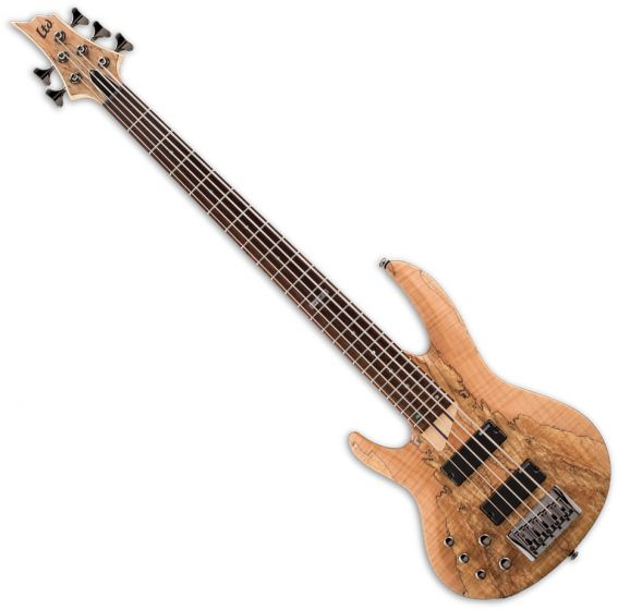 ESP LTD B-205SM Left Handed Electric Bass in Natural Satin[, B-205SM-NS LH]