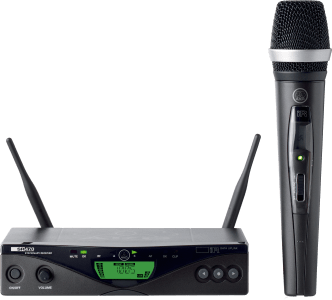 AKG WMS470 D5 VOCAL SET BD7 - Professional Wireless Microphone System B-Stock[, 3305X00370.B]