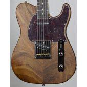 G&L USA Custom ASAT Classic Monkey Pod Electric Guitar in Natural Finish