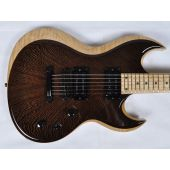 Schecter Masterwork Prowler-II Wenge Natural Gloss Electric Guitar