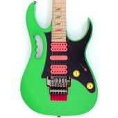 Ibanez Steve Vai Signature JEM777 Electric Guitar Loch Ness Green