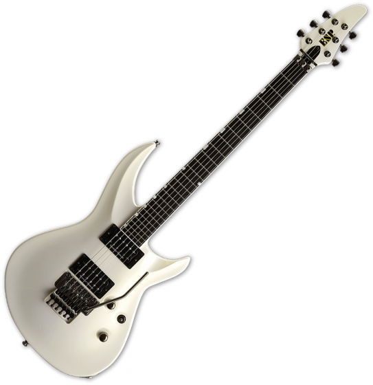 ESP Horizon-III Electric Guitar Pearl White Gold, EHORIIIPWG