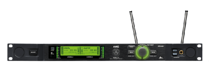 AKG DSR800 Reference Digitial Wireless Stationary Receiver, 3380H00100