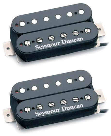 Seymour Duncan SH-6n & b Distortion Mayhem Black set of 2, 11108-21-B
