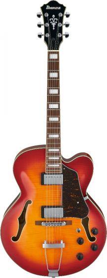 Ibanez AF Artcore Aged Whiskey Burst AF75FM AWB Hollow Body Electric Guitar[, AF75FMAWB]