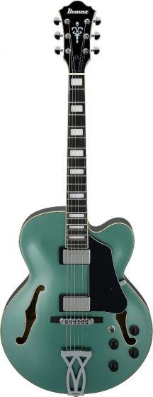 Ibanez AF Artcore Olive Metallic AF75 OLM Hollow Body Electric Guitar[, AF75OLM]
