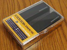 Seymour Duncan ASB-6S Active Soapbar 6-String Neck/Bridge Pickup Set, 11407-07