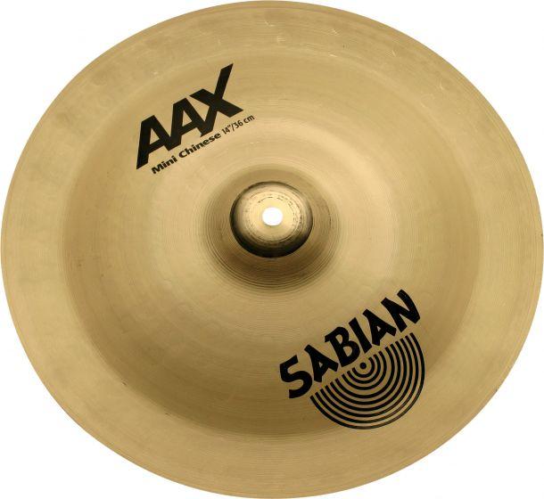 """Sabian 14"""" AAX Mini Chinese, 21416X"""