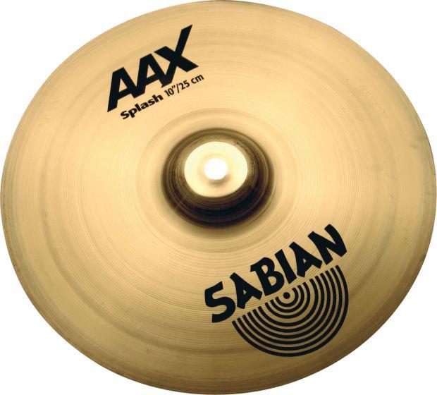 "Sabian 10"" AAX Splash[, 21005X]"