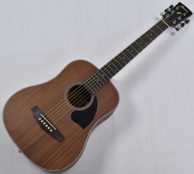 Ibanez PF2MH-OPN PF Series 3/4 Acoustic Guitar in Open Pore Natural Finish B-Stock SA150801901, PF2MHOPN.B 1901