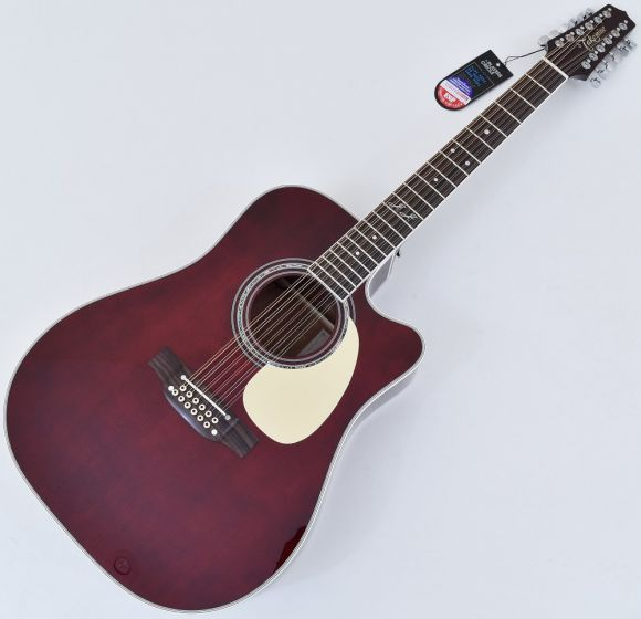 Takamine JJ325SRC-12 John Jorgenson 12 String Acoustic Guitar B-Stock[, TAKJJ325SRC12]