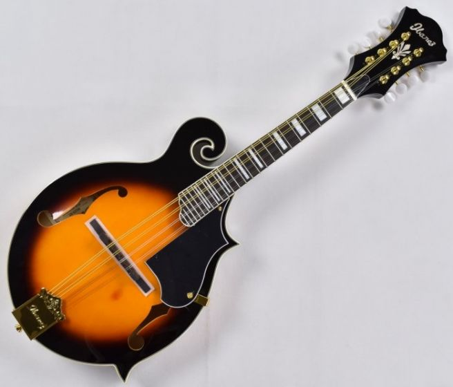 Ibanez M522S-BS Mandolin in Brown Sunburst High Gloss Finish B-Stock GS151104102[, M522SBS.B 4102]