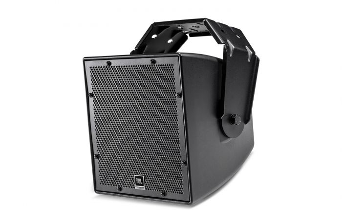 """JBL AWC62 All-Weather Compact 2-Way Coaxial Loudspeaker with 6.5"""" LF Black"""