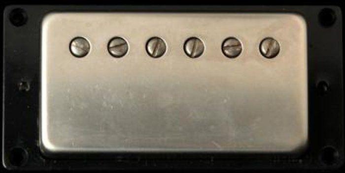 Seymour Duncan Humbucker SH-55B Seth Lover Model 4-Conductor Bridge Pickup Nickel Cover, 11101-21-Nc4C