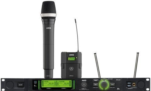 AKG DMS800 Reference Digital Wireless Microphone System, 3383H00210