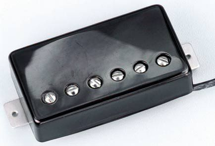 Seymour Duncan A-6 Benedetto Pickup (Black or Nickel), 11601-07-BNc