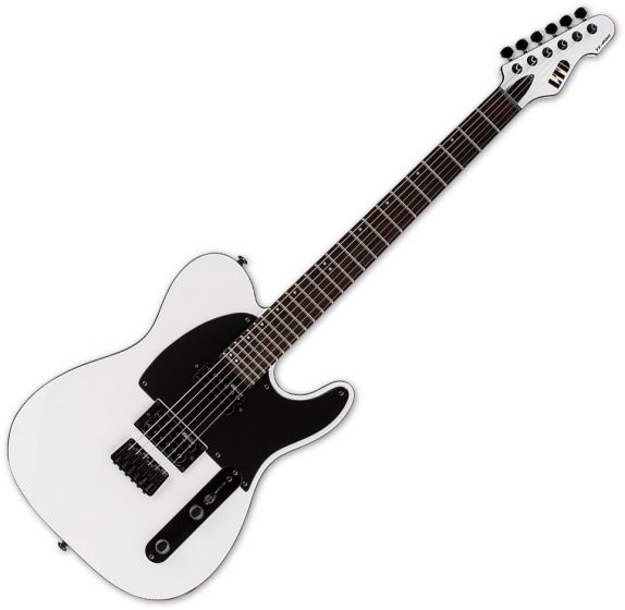 ESP LTD TE-200 Electric Guitar Snow White, LTE200RSW
