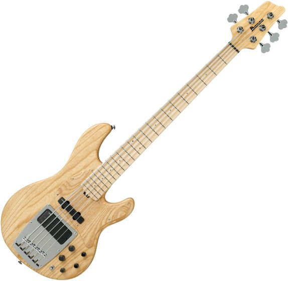 Ibanez ATK815E Electric Bass Natural Flat[, ATK815ENTF]