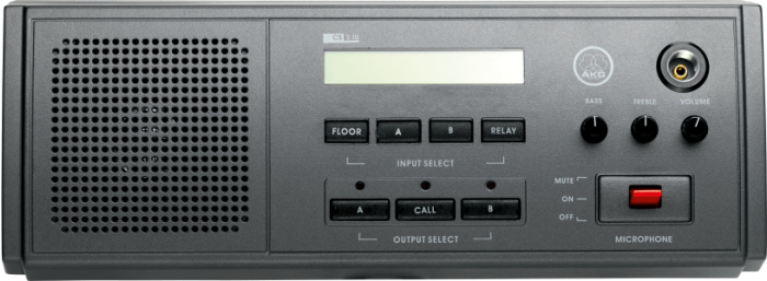 AKG CS5 IU Reference Conferencing Interpreter Unit[, CS5 IU]