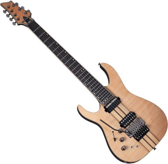 Schecter Banshee Elite-7 FR S Left-Handed Electric Guitar Gloss[, 1258]