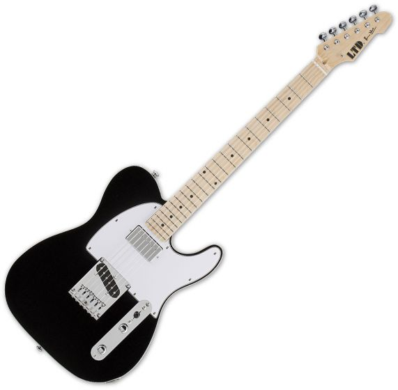 ESP LTD Ron Wood Black Guitar, LTD Ron Wood Black