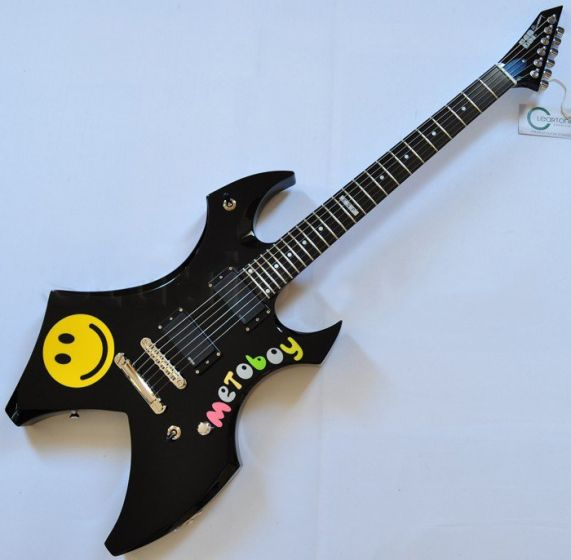 ESP Metin Türkcan Metoboy Electric Guitar with Case, ESP Metoboy