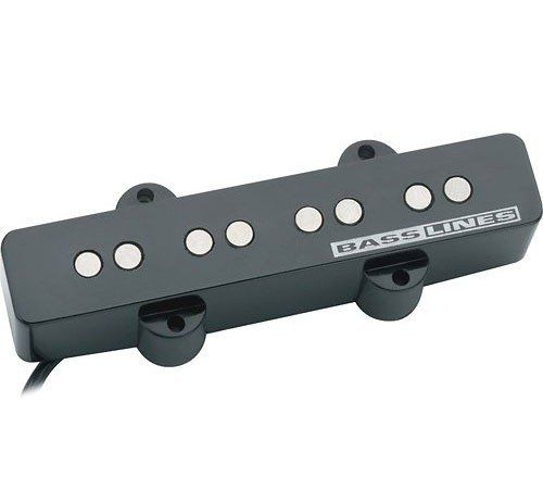 Seymour Duncan STK-J1N Classic Stack 4-String Neck Pickup For Jazz Bass, 11403-01