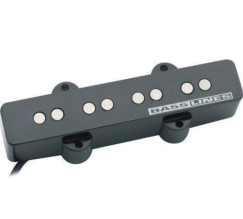 Seymour Duncan STK-J1B Classic Stack 4-String Bridge Pickup For Jazz Bass, 11403-02